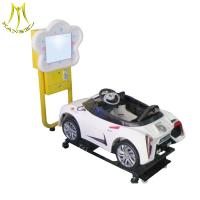 Buy cheap Hansel amusement park electronic horse racing game machine for mall from wholesalers