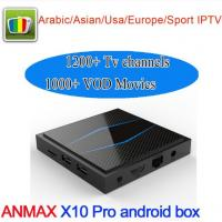 Buy cheap 2G/16G ARABIC/WORLD TV ANDROID TV BOX ADD ACF CHANNEL TO WATCH CUPA AMERICA from wholesalers