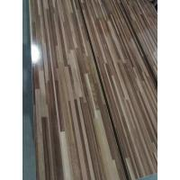 Buy cheap Easy To Processiong Laminated Particle Board With Pine And Hardwood Combi Core from wholesalers