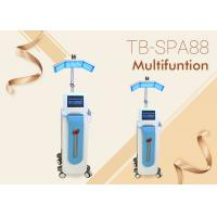 Buy cheap Diamond Dermabrasion Oxygen Jet peel PDT Therapy Skin Scrubber Microcurrent Machine from wholesalers