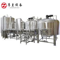 Buy cheap big beer factory 4000l beer brewery equipment beer brewing system from wholesalers