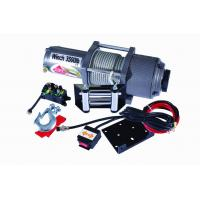 Buy cheap 4500lbs UTILITY Electric Winch (12/24V) H4500 from wholesalers