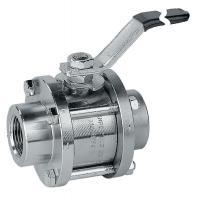 Buy cheap Double flanged Butterfly Valve from wholesalers
