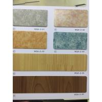 Buy cheap Commercial Floor Covering PVC Artificial Leather PVC Linoleum Fake Leather from wholesalers