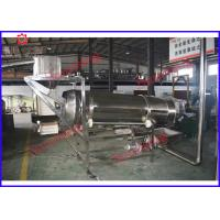 Buy cheap Large Capacity Double Screw Extruder Machine , Instant Rice / Wheat Processing Machine from wholesalers