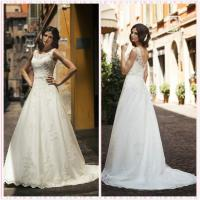 Buy cheap Aline Lace wedding gown Bridal dress#Zelda from wholesalers
