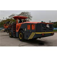 Buy cheap Commodious 4x4 wheel drive Underground face drilling rig in China from wholesalers