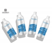 Buy cheap 1000ml Hair Hydrogen Peroxide Cream No Irritation To Scalp GMPC ISO Certificated from wholesalers