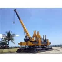 Buy cheap Rotary Hydraulic Piling Machine Fast Piling Speed 500T Piling Capacity product