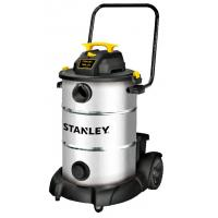 Buy cheap Stainless Steel Portable Wet Dry Vacuum Cleaner Stanley Wet Dry Vac Rear Blower Port from wholesalers