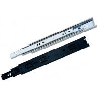 Buy cheap 45 1.0*1.0*1.0 Three Folds Ball Bearing Drawer Slide with Zinc Plating from wholesalers