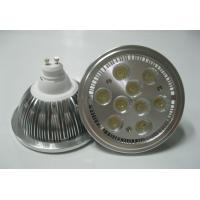 Buy cheap 9W AR111 LED lamp GU10 900 Lumen , 110V Led Ceiling Spot Lights from wholesalers
