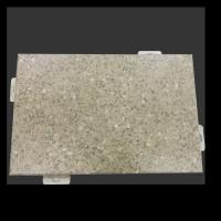 Buy cheap ASTM D3363 B117 Aluminum Veneer Panel With Marble Granite Texture Light Weight High Rigidity from wholesalers