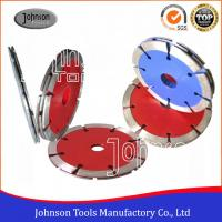 Buy cheap Sandwich Double Tuck Point Diamond Blades For Building Materials 65Mn from wholesalers