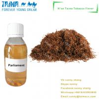 Buy cheap Xi'an Taima hot-selling high quality mixed with PG/VG concentrte Parliament flavor for vape juice product