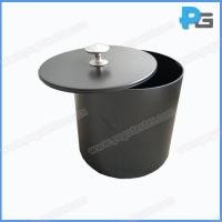 Buy cheap Unpolished Commercial Quality AluminumTest Vessels according to IEC60335-2-9 Figure 103 and IEC60335-2-6 Fig. 10 from wholesalers