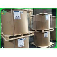 Buy cheap 80 100 120gsm Unbleached 100% Virgin Uncoated White Sack Kraft Paper For Making Paper Bag from wholesalers