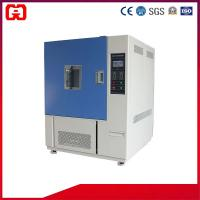 Buy cheap Environmental Ozone Resistance Gas Aging Climatic Test Chamber GAG-E208 304 Stainless Steel Plate from wholesalers