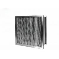 Buy cheap Customized Size Rigid Hepa Air Filter 99.99% High Efficiency For Rated product