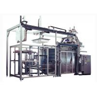 Buy cheap Large Capacity Styrofoam Molding Machine For Packing Fish / Fruit / Vegetable product