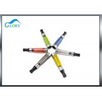 Buy cheap Ego ce5 rebuildable clearomizer 2.4ohm E Cig bottom dual coil clearomizer yellow , red color from wholesalers