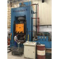 Buy cheap 660kN Cold Forging Hydraulic Press , 1000 Ton Hydraulic Extrusion Machine from wholesalers
