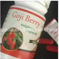 Buy cheap 100% Natural Goji Berry Extract Weight Loss Capsule Red Weight Loss Botanical Capsules from wholesalers