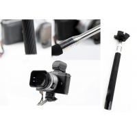 Buy cheap Black Bluetooth Camera Selfie Stick product