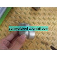 Buy cheap Alloy K500/Monel K500 forged socket threaded elbow tee cap cross coupling from wholesalers