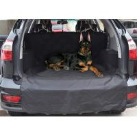 Buy cheap Waterproof Dog Car Seat Covers For Trucks / Durable Custom Back Seat Pet Protector from wholesalers