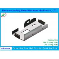 Precision CNC Lathe Machine Parts , Aluminum Turned Metal Parts