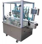 Buy cheap 6 Head Pneumatic Quantitative Piston Filling Machine 500ML - 5L Filling Volume from wholesalers