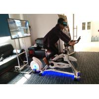 Buy cheap Sporting Glasses VR Fitness Equipment / Virtual Spin Bike For Exercise from wholesalers