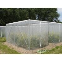Buy cheap Customized Size Insect Fly Screen Mesh , Anti Hail Netting Fabric ISO9001 Listed from wholesalers
