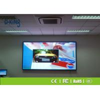 Buy cheap High Resolution P2 HD LED Display Full Color LED Video Display Board  For Conference from wholesalers