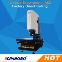 Buy cheap Industrial Imaging Cmm Coordinate Measuring Machines With Color 1/3 CCD Camera from wholesalers