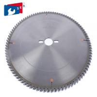 Buy cheap 300mm 72T Alloy Saw Blade with Tungsten Carbide Tips for Mental Aluminum from wholesalers