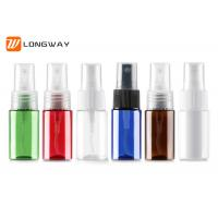 Buy cheap 30ml  spray perfume packaging with Fine Mist Sprayer PET Bottle for Skin Care Daily Use from wholesalers