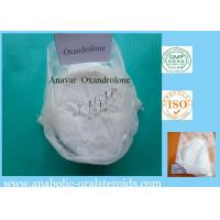 Buy cheap Oral Anavar / Oxandrolone CAS  53-39-4 Anabolic Oral Steroids Between Cycle For Bodybuilding from wholesalers