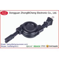 China Factory Customized Retractable Power Cord Extension Reel AC 110 V To 220V on sale