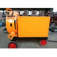 Buy cheap Easy Moving Hose Squeeze Pump Foam Concrete Mixer With High Air Compressor from wholesalers