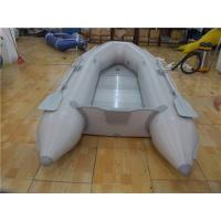 Buy cheap 4 Person Green Kayak Pvc Inflatable Boat For Fishing Customized Color from wholesalers