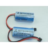 Buy cheap Mitsubishi 3V Lithium Battery Q6BAT CR17335SE-R from wholesalers