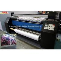 Buy cheap Custom Made 2200mm Large Format Plotter With Epson DX7 Print Head from wholesalers