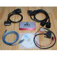 Buy cheap USB Heavy Duty Truck Diagnostic Tool Scanner , Cummins Inline 5 Data Link Adapter from wholesalers