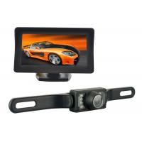 Buy cheap 4.3 High Definition Rear View Camera For Car , Digital Reversing Camera from wholesalers