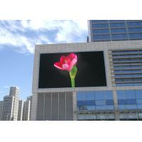 Buy cheap SMD RGB P6 Outdoor LED Screen , LED Display Advertising Board With High Pixel Resolution from wholesalers