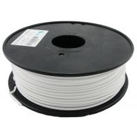 Buy cheap Nylon Soft 3D Printer Filaments PETG 3.0mm White 1kg Transparent Trait from wholesalers