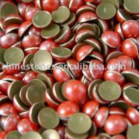 Buy cheap flat back hot fix pearl from wholesalers
