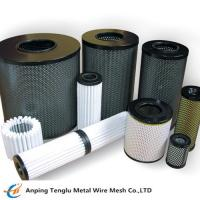Buy cheap Industrial Filter|Stainless Steel Sintered Metal Mesh Filter for Sieve from wholesalers